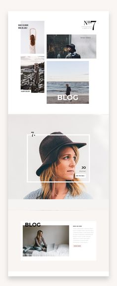 No7 is a stylish, modern minimalist theme with plenty of white space and an editorial magazine feel. It includes the premium plugins, the Divi CPT Layout Injector & Taxonomy Injector, which allows you to style all of your blog areas to perfection. No7 also includes the key marketing pages you need to launch a profitable blog site. #Divi #DiviChildTheme #FeminineWordPress #Photography #WordPressTheme