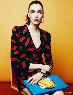 Charon Cooijmans for Marie Claire Spain (April 2014) - http://qpmodels.com/european-models/charon-cooijmans/7281-charon-cooijmans-for-marie-claire-spain-april-2014.html