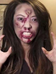 Zombie Cheer Squad Adult Costume | Dead Cheerleaders | Pinterest ...