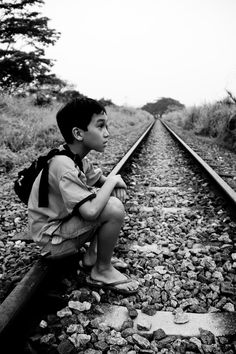 Really want to do a photoshoot with a railway line