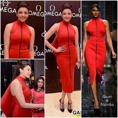 Celebrity Style,gucci,gauri and nainika,anisha jain,Kajal Aggarwal