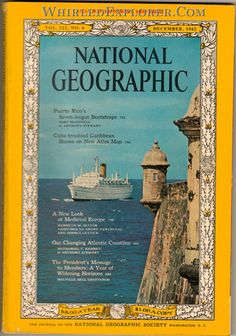 National Geographic, December 1962
