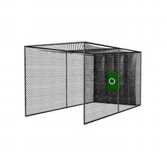 Cimarron Sports CM-MAS20GNTC 20 ft. x 10 ft. x 10 ft. Masters Golf Net with Frame Kit by Cimarron. $277.00. 20' x 10' x 10' Masters Golf Net with Frame Kit. Cimarron Complete Master's Golf Cages come with everything you need to build your own full sized golf cage, except the poles. The netting and the frame are designed for long life and can be used indoors or outdoors. Cimarron Master's cages come with an advanced impact absorption system built into the cage. Heavy duty gal...