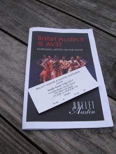 When in Austin- Ballet Austin