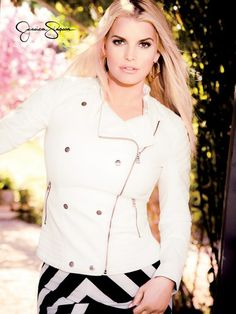 Jessica Simpson for the Jessica Simpson Spring 2014 Collection