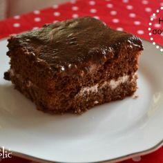 Πάσχα στην κουζίνα: Σούπερ σοκολατένιο κέικ (νηστίσιμο) - Craftaholic Meatloaf, Desserts, Food, Tailgate Desserts, Deserts, Essen, Postres, Meals, Dessert