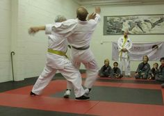 80 year old founder of Hapkido