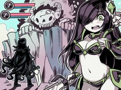 The Crawling City Episode 14 | R. Merryweather | ENSOKU-MANGA