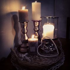 #candles #rivieramaison #rm #tray #amandabcollection #pearlheart - lottakooo @ Instagram Web Interface - 5th village