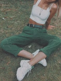 Cute Casual Outfits, Retro Outfits, 80s Inspired Outfits, Artsy Outfits, Vintage Summer Outfits, Basic Outfits, Casual Chic, Looks Style, Looks Cool