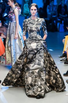 The Most Gorgeous Gowns From New York and London Fashion Week | POPSUGAR Fashion UK