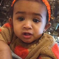 [PICS] Chris Brown's Daughter Royalty: Photos Of His Baby Girl - Hollywood Life