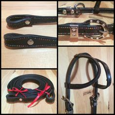 Your place to buy and sell all things handmade Kelly S, Twelve Days Of Christmas, Headstall, Leather Design, Two By Two, Buy And Sell, Ear, Personalized Items, Handmade