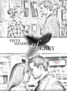 Black and White #FiftyShades