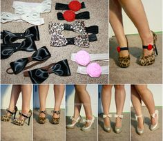 Agape Love Designs: {DIY} Faux Mary Janes