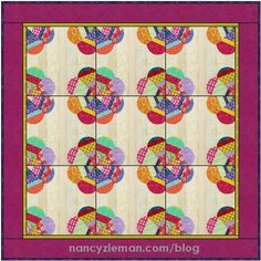 (7) Name: 'Quilting :  Quilt Extravaganza:Block of the Month 5