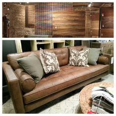 awesome leather sofa!!