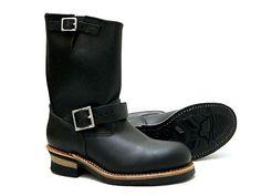 【ブーツ界のKING】レッドウィングのエンジニア2268~9268の魅力|取り扱い正規店~手入れ方法