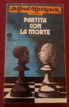 Autore: Alfred Hitchcock  Titolo: Partita con la morte Anno: 1976 Numero: 675 Copertina: Karel Thole
