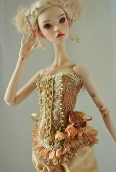 doll by elcatka - Buscar con Google