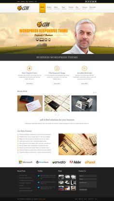 4ALL - Responsive Multi-Purpose Theme http://themeforest.net/item/4all-responsive-multipurpose-theme/5231993?ref=wpaw #web #design