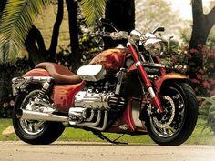 Four custom Honda Valkyrie motorcycles. By Andy Cherney. Honda Vfr, Motos Honda, Honda Bikes, Honda Valkyrie, Honda Cruiser, Cruiser Motorcycle, Motorcycle Outfit, Touring Bike, Honda Motorcycles