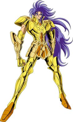 Saint Seiya Gemini Saga by IkkiSpartan on DeviantArt: ikkispartan. Anime Saint, Gif Naruto, Gemini Saga, Manga Anime, Animated Icons, O Pokemon, Manga Games, Anime Comics, Anime Characters