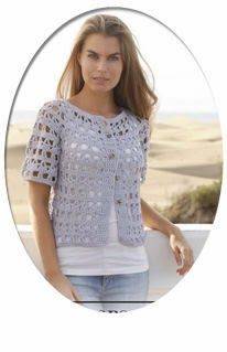 Grace y todo en Crochet: LINDO DISENO PARA EL VERANO....CUTE DESIGN FOR SUMMER