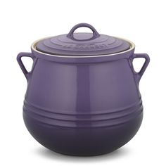 Le Creuset Heritage Stoneware Bean Pot #WilliamsSonoma