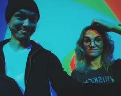 Learning things at the Science Museum yesterday with this goof. #vsco