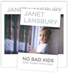 No Bad Kids - Toddler Discipline Without Shame Guidelines) - Janet Lansbury Toddler Behavior, Toddler Discipline, Bad Kids, Confidence Building, Child Development, Encouragement, Children, Philosophy, Parenting Plan