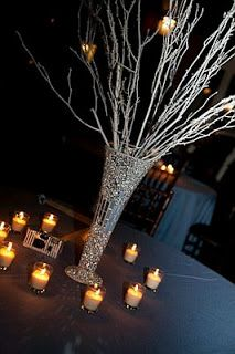 Glitter and Twigs making a great impression!