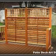 privacy screen for deck - Google Search