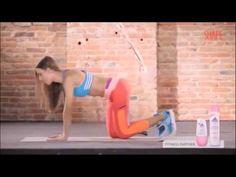 EWA CHODAKOWSKA - trening mięśni brzucha - 30 minut ( flat stomach, abs) - YouTube