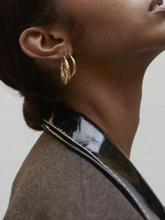 Créoles earrings