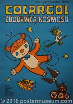 Colargol Zdobywca Kosmosu (Winner of the Cosmos)