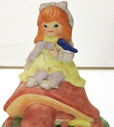 Vintage Musical Ceramic Figurine Girl Sitting on a by QVintage Music Boxes, Vintage Music, Musicals, Birthday Gifts, Christmas Gifts, Ceramics, Unique Jewelry, Handmade Gifts, Etsy