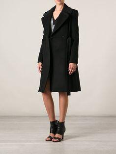 Diane Von Furstenberg Wrap Style Coat - Vitkac - Farfetch.com
