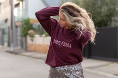 MILLY SWEATSHIRT Tie Dye Sweatshirt, Fashion Labels, Shop Now, Sequin Skirt, Campaign, Sweatshirts, Shopping, Clothes, Collection