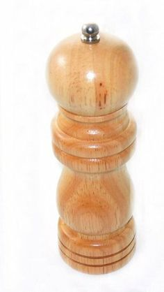 Oak Salt & Pepper Mill Grinder with Adjustable Coarseness Settings by FlashingBoards. $9.99. Multiple purpose grinder; can be used for pepper, zanthoxylum, salt, sesame etc.. Adjustable screw cap for coarseness of ground pepper. Durable, easy to operate and portable. For home kitchens, restaurants, hotels, etc.. Oak housing with stainless steel grinder mechanism. Features:Oak housing with stainless steel grinder mechanismAdjustable screw cap for coarseness of gro...