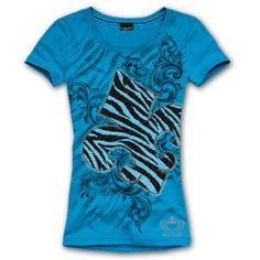 "S/S LARGE ZEBRA FLEUR DE LIS Shirt, $28.00 + FREE shipping when you enter the coupon code ""PINTEREST"" during online checkout #fleurdelis #LSU #LA #madeinusa #fashion"