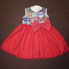 DRESS GIRLS 1 to 2  22  YEAR XMAS CHRISTMAS  HOLIDAY SUMMER PARTY ONE OF A KIND