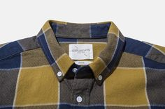Dorian Buffalo Check Shirt