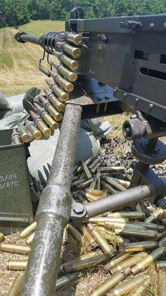 "Browning M2  .50 CAL Machine Gun - ""Ma Deuce"""