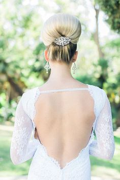 French Victorian Chateau bridal fashion inspiration | Photo by RomaBea Images  | Read more - http://www.100layercake.com/blog/?p=79085