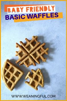 These kid friendly waffles are ready in less than 30 minutes and you can even make them in the oven. Filling ideas are given for all tastes and ages, as well as how to ensure success all the time when making them from scratch.
