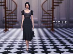 Dress - CECILIE   (Dolce & Gabbana F/W 16)    ... | S L Y D