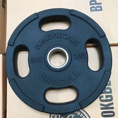 American Barbell Plates