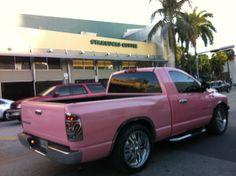 Pink Trucks