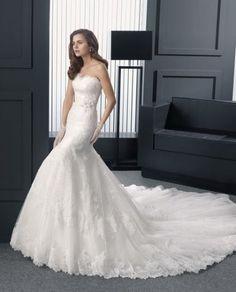 6e7b0d61b05b Wedding dresses lace beading rosa clara 24+ Trendy Ideas